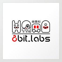 8bit_labs Art Print