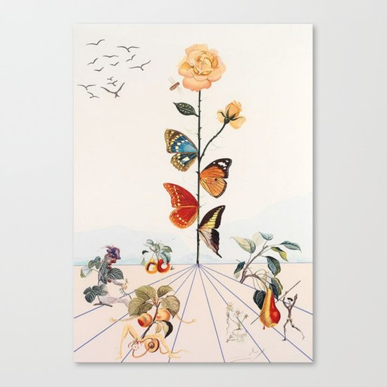 Salvador Dali by sandys
