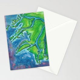 Heartwater Delta Stationery Cards