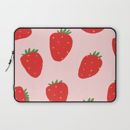 Strawberry Yogurt Laptop Sleeve