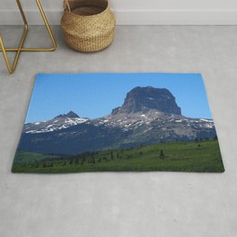 Chief Mountain Rug