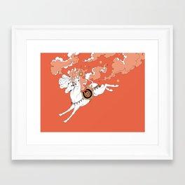 Uchchaihshravas Framed Art Print