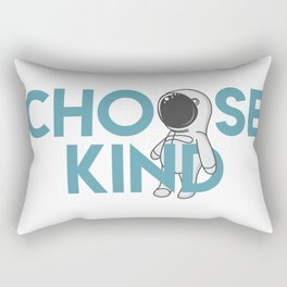 Choose Kind Rectangular Pillow