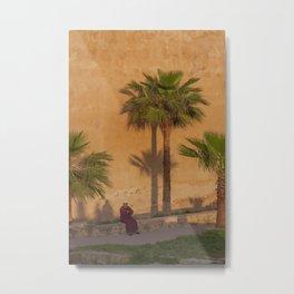 Morocco 41 Metal Print