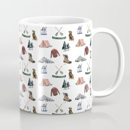 Camping II Coffee Mug