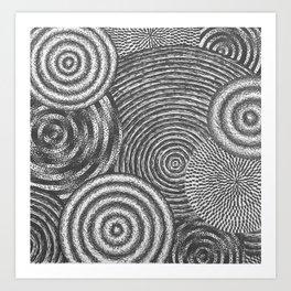 In a Trance Art Print
