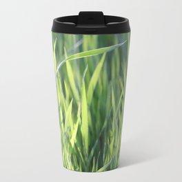 Green Paradise Travel Mug