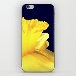 Daffodil Ruffles - iPhoneography iPhone Skin