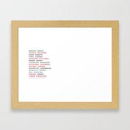 drmug Framed Art Print