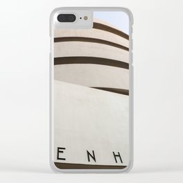 Guggenheim New York Clear iPhone Case