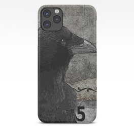 Five Of Spades iPhone Case