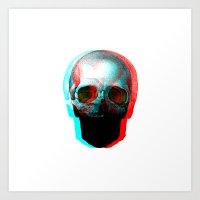 3d Art Prints featuring 3D by Olivier Decobert
