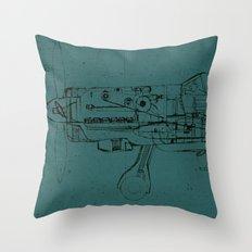 FW - 190 (Colour) Throw Pillow