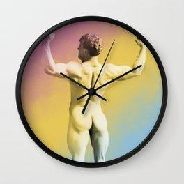 Strongest Folks I Know - Masc Wall Clock