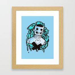 Zacharie Framed Art Print