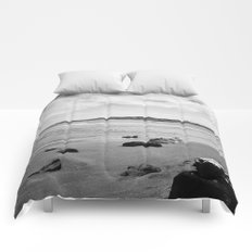 Beach - New Zealand South Coast Comforters
