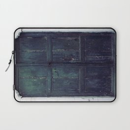 Santorini Door II Laptop Sleeve