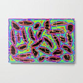 Colorandblack series 577 Metal Print