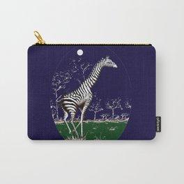 Girafe à la nuit Carry-All Pouch