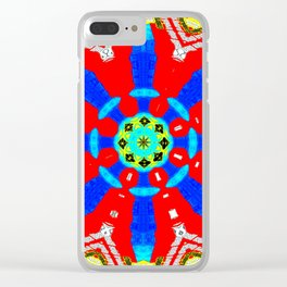 Stank Spice Blend Special Edition 3 Clear iPhone Case