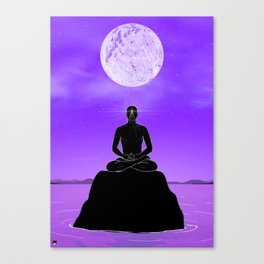 Third Eye chakra. Canvas Print
