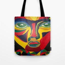 True colours Tote Bag