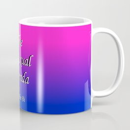 The Bisexual Agenda Coffee Mug