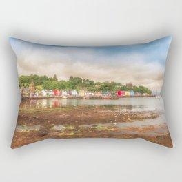 Low Tide at Tobermory Rectangular Pillow