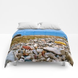 Lake Michigan Comforters