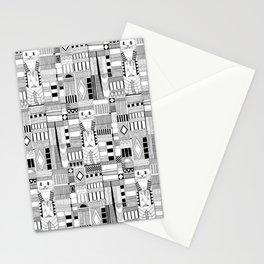 MOG black white Stationery Cards
