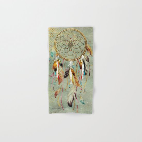 Dreamcatcher Hand & Bath Towel