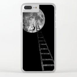 volare oh oh cantare Clear iPhone Case