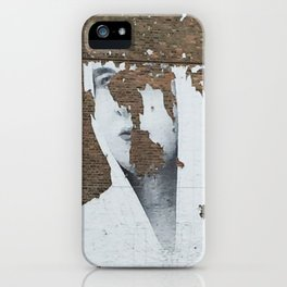 Torn Boy iPhone Case