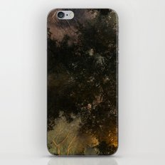 A moment of confusion iPhone & iPod Skin