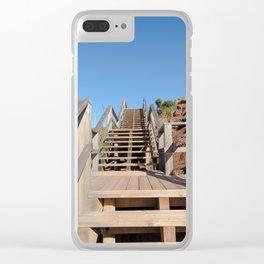 Cavalleria Clear iPhone Case