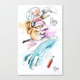 La Magia (The Magic) Canvas Print