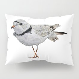 Piping Plover Pillow Sham