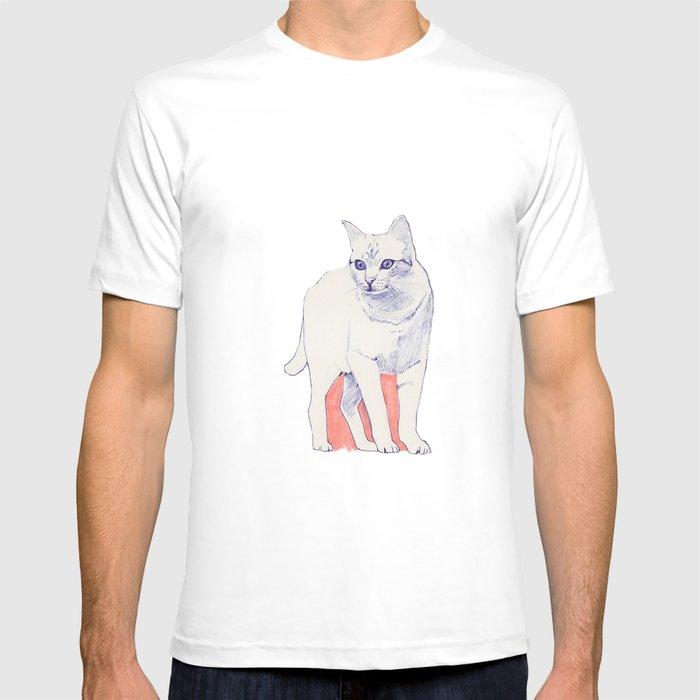 Cat 01 T-shirt