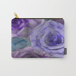 Water Color Roses 1 Carry-All Pouch