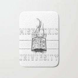 Miskatonic University Book Club Bath Mat