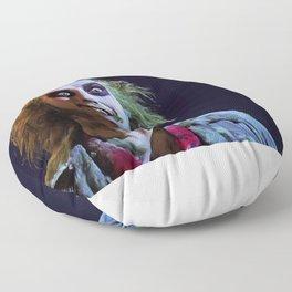 Its showtime! (Beteljuice) Floor Pillow