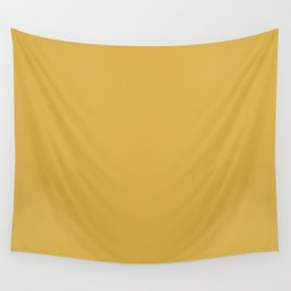Designer Fall 2016 Spicy Mustard Yellow Wall Tapestry