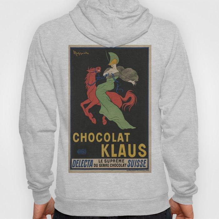 Vintage poster - Chocolat Klaus Hoody