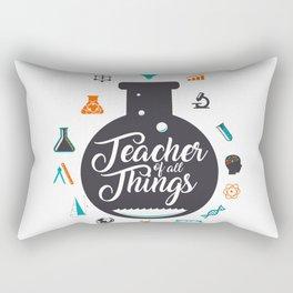 Teacher Rectangular Pillow