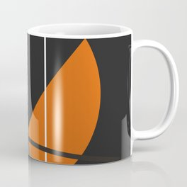 Geometric Abstract Art #8 Coffee Mug