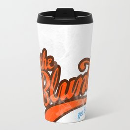 The Blunts Classic Orange Travel Mug