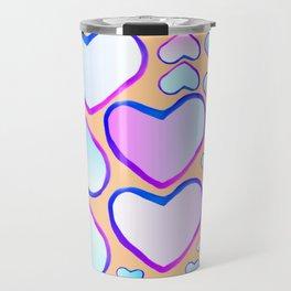 Coeur douceur Travel Mug