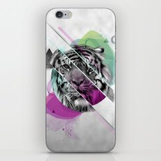 Le tigre iPhone Skin