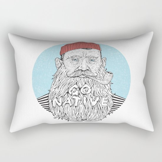 Sailor Rectangular Pillow