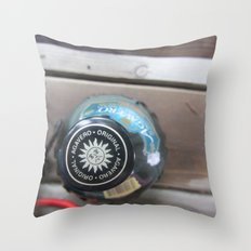 Agarevero Throw Pillow